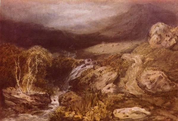 Mountains Stream Coniston